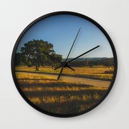 Campo - Pacific Crest Trail, California Wall Clock