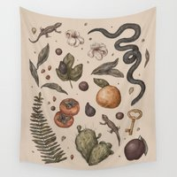 florida Wall Tapestries featuring Florida Nature Walks by Jessica Roux