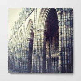 Holyrood Abbey Metal Print