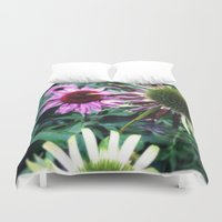 zappa Duvet Covers featuring spiny  by Diva Zappa