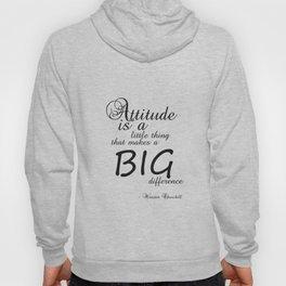 Attitude is   Hoody