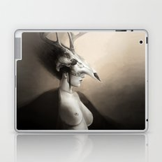 A kiss from the Death Laptop & iPad Skin