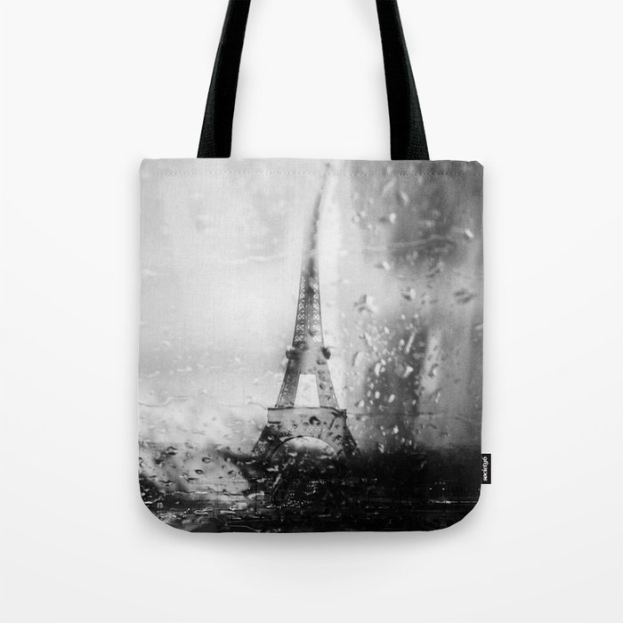 Paris ne finit jamais Tote Bag by mosriera