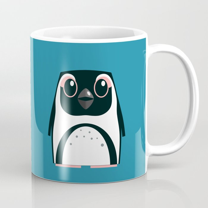 African Penguin - 50% of profits to charity Coffee Mug