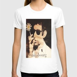 I Love you Gainsbourg... T-shirt