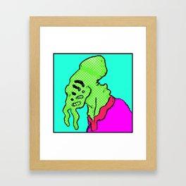 eronoshead vers1 Framed Art Print