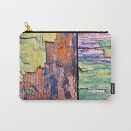 Downtown Textures Carry-All Pouch