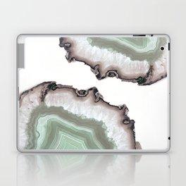Light Water Agate Laptop & iPad Skin