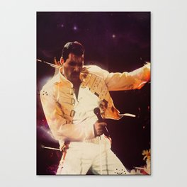 King Queen Canvas Print