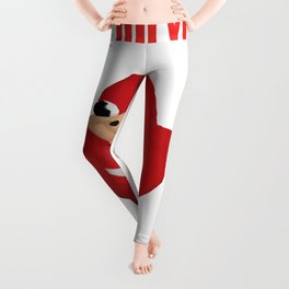 Ugandan Knuckles Do You Know The Way Leggings