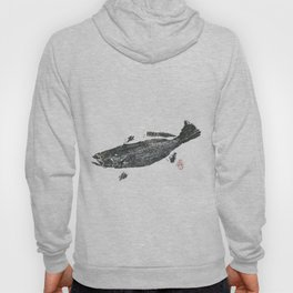Speckled trout Hoody