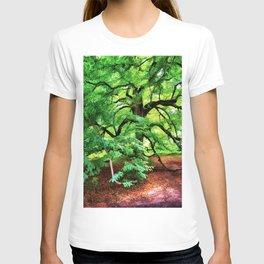Century Oak Tree T-shirt