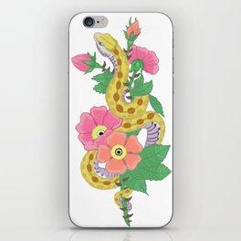 The Serpent Underneath iPhone Skin