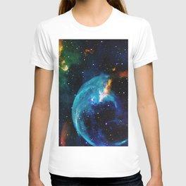 Blue Bubble T-shirt