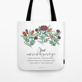 Give Tote Bag