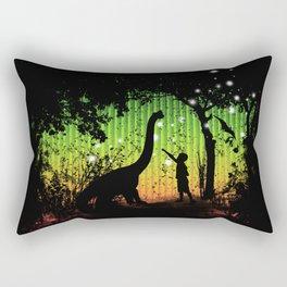 Off world adventure Rectangular Pillow