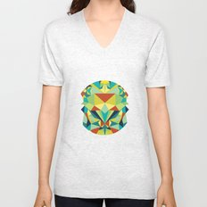 Colorful All Unisex V-Neck