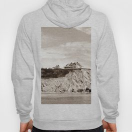 Big House on the Cliff Hoody