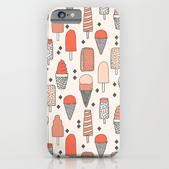 Ice Cream Season iPhone & iPod Case