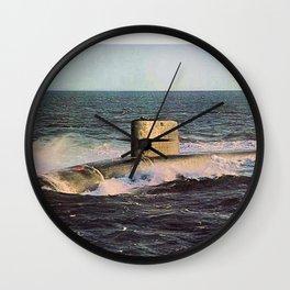 USS GEORGE BANCROFT (SSBN-643) Wall Clock