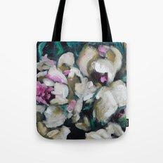 Blurred Vision Series - Blush Peonies No. 1 Tote Bag