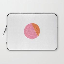 Retro Mod Flowers #4 by Friztin Laptop Sleeve