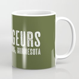 Deer: Voyageurs, Minnesota Coffee Mug