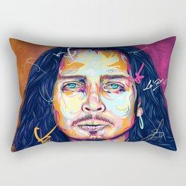 Angel Cornell Rectangular Pillow
