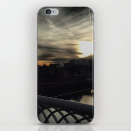 Chattanooga at Sunset iPhone Skin
