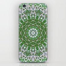Her Mermaid Sea Kaleido Green iPhone & iPod Skin