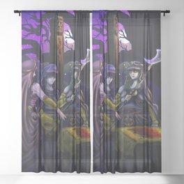 Naffers Sheer Curtain