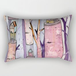 Safe House Rectangular Pillow