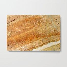 Specular Marble Texture Metal Print