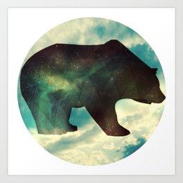 bear essentials Art Print