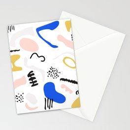 Microscopia Stationery Cards