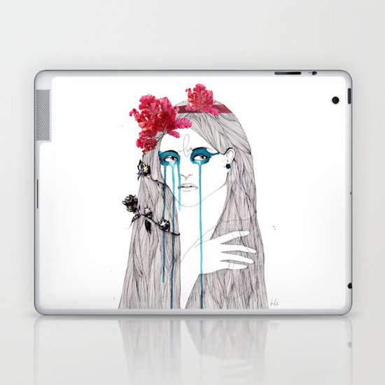 Painted Eyes Laptop & iPad Skin