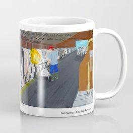 Bad Painting collection 82 & 83 Coffee Mug