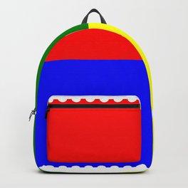 Stamp series - Windows Backpack
