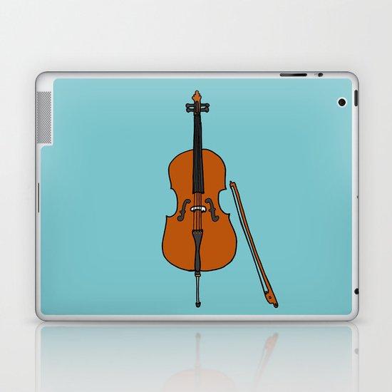 Cello Laptop & iPad Skin