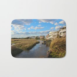 Coastal Marshes Bath Mat