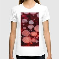 grease T-shirts featuring Bacon Grease Blood Cells by Lyssia Merrifield