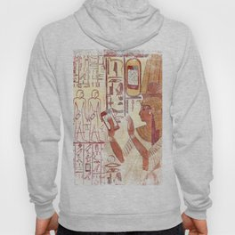 Ancient Egypt smartphones Hoody