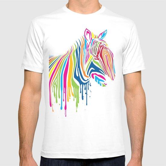 ZebrArt T-shirt