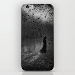 The Impossible Path iPhone Skin
