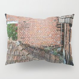 NEPALI BRICKS AND ROOFS Pillow Sham
