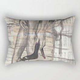Song of Love Rectangular Pillow
