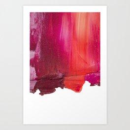 Smearies Art Print