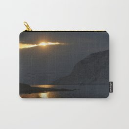 Sunset in Poros Carry-All Pouch