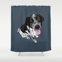 Gus Shower Curtain