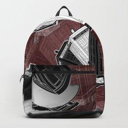 Wibbly Wobbly (Timey Wimey) Backpack